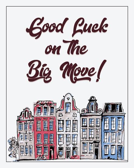 farewell card row apartment homes