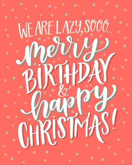 happy birthday card merry birthday happy christmas